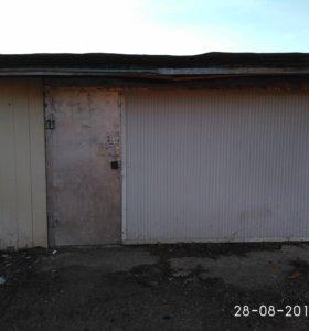 Продам гараж КРАСТиЗиС 3 площадка