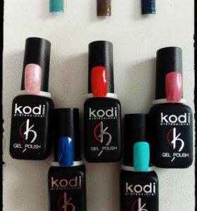 Цветной гель-лак Kodi 12 мл.