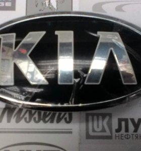 Эмблема задняя KIA RIO седан 86310-4Y200