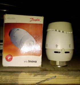 Термоголовки Danfos , для радиаторов отопл.