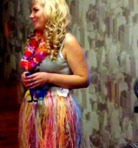 Гавайский костюм на прокат