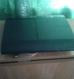 PS3 super slim 12G