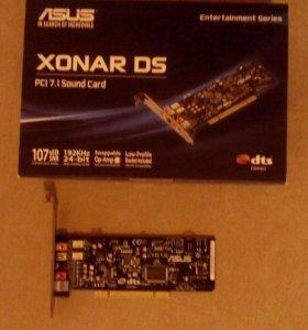 Звуковая карта Asus Xonar DS PSI 7.1