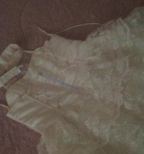 Платье новогодняя