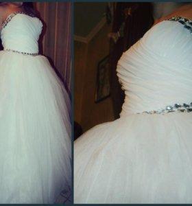 Срочно! Продам НОВОЕ свадебное платье!