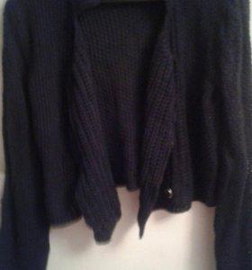 Вязаный пиджачок