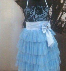 Новое детское платье