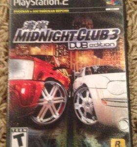 MidNight Club 3 на PS2