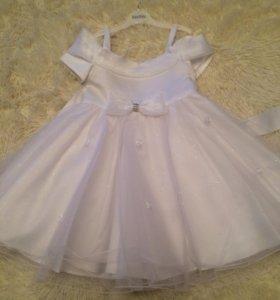 Платье 1-3 лет