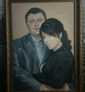 Рисую портреты по фото (художник)