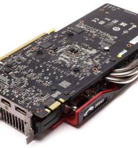 Игровая видеокарта MSI GTX 960 Gaming 2G