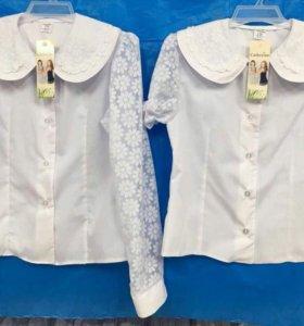 Новая блузка 128-134
