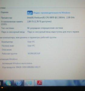 Ноутбук К53S Aзус