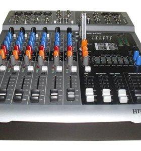 AM-62 (PV8P-MP3) Активный микшер HL Audio - Микшер