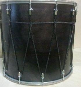 Изготовление кавказских барабанов
