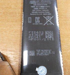 Аккумулятор на iPhone 5s