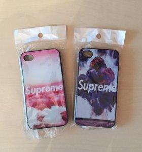 Два кейса на iPhone 4/4s