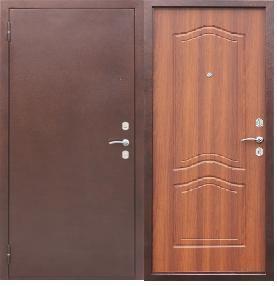 ГСК Дверь металлическая Веста орех