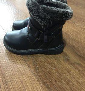 Детские сапоги (Зима)