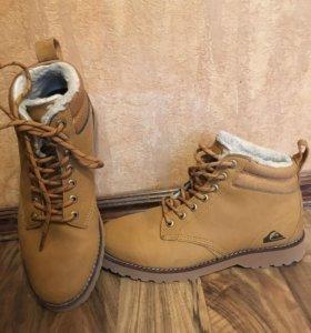 зимние ботинки quicksilver