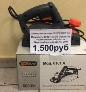 Электрорубанок Prorab 6101A