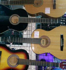 Ак. гитара Hohner
