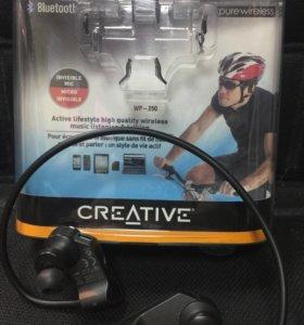 Bluetooth наушники, гарнитура. Creative WP-250