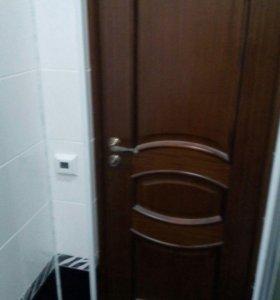 Установка меж комнатных и входных дверей