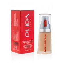 ТОНАЛЬНЫЙ КРЕМ PUPA FONDOTINTA ANTITRACCIA 30ML
