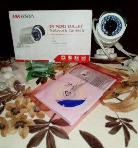 IP видео камера
