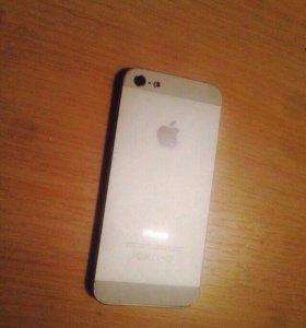 iPhone 5,32гб,белый