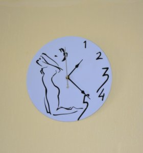 Настенные часы 017