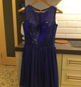 Вечернее новое платье, XS