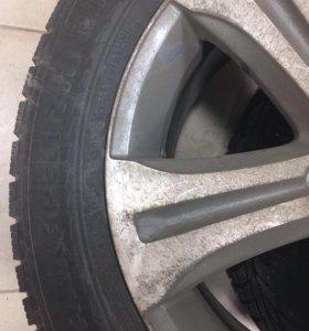 Колёса для Toyota Highlander