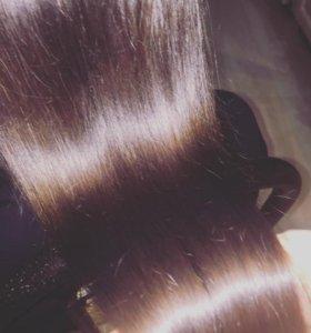 Ботокс для волос нанопластика
