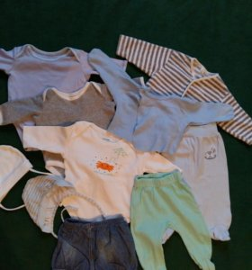 Пакет одежды 56 размера