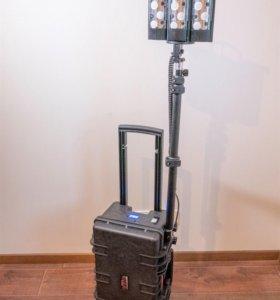 Мобильная осветительная система аналог peli 9460