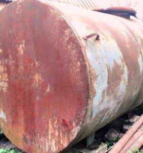 Емкость цистерна 8*3 метра