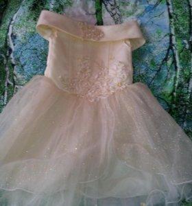 Платье новогоднее прокат