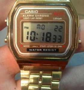 Часы электронные casio