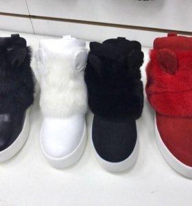 Милашные ботиночки