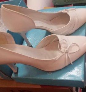 Туфли иск.кожа