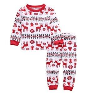 Пижама на девочку 5-6 лет