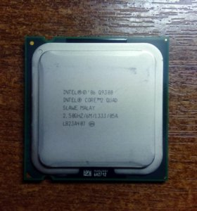 Процессор Intel core 2 quad Q9300 4 ядра