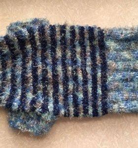 Новый теплый вязаный свитер для кошки или собачки