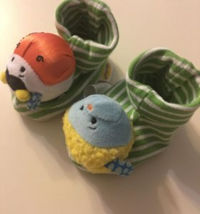 Infantino пинетки-игрушки