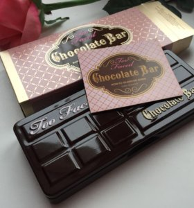 Тени chocolate bar