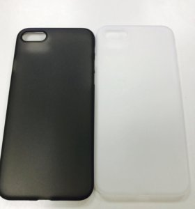 Ультратонкий чехол на iPhone 7 / 7 plus
