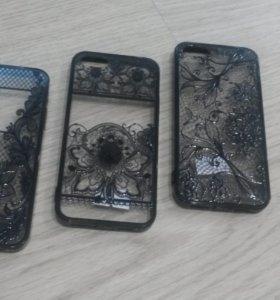 Накладка iPhone 5,6 . Samsung
