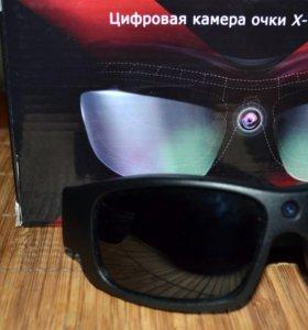Очки с камерой производства компании X-TRY
